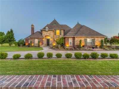Oklahoma City Single Family Home For Sale: 6300 SW 109th Street