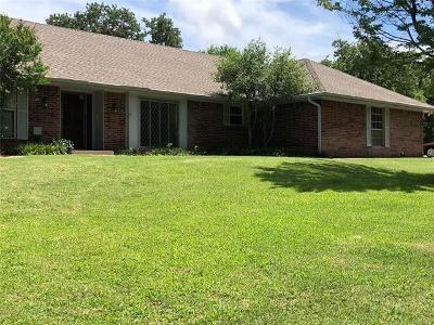 Edmond Single Family Home For Sale: 12732 Teakwood Road