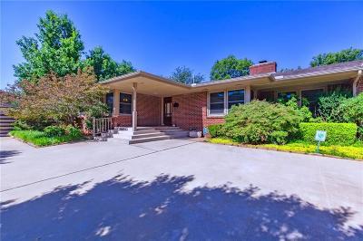 Oklahoma City Single Family Home For Sale: 4211 N Harvey Parkway