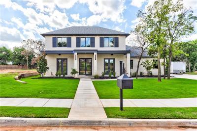 Edmond Single Family Home For Sale: 824 Turnberry Lane