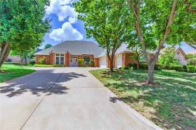 Edmond Single Family Home For Sale: 612 Glenridge Drive