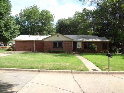 Norman Single Family Home For Sale: 902 Wilson Street