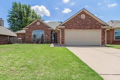 Edmond Single Family Home For Sale: 1412 NW 182nd Street