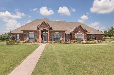 Edmond Single Family Home For Sale: 7055 Orchard View
