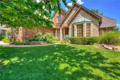 Edmond Single Family Home For Sale: 4304 Wild Plum Lane