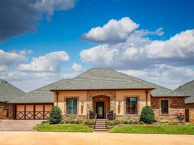 Edmond Single Family Home For Sale: 16341 Scotland Way