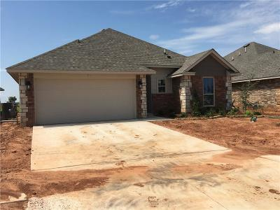Edmond Single Family Home For Sale: 3408 NW 160th Street