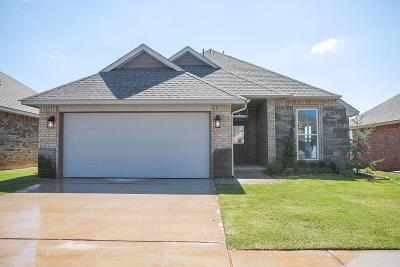 Edmond Single Family Home For Sale: 3416 NW 160th Street