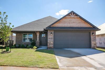 Edmond Single Family Home For Sale: 3404 NW 161st Street
