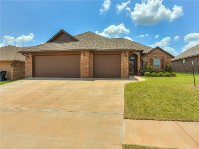 Piedmont Single Family Home For Sale: 11440 NW 132nd Terrace