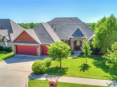 Norman Single Family Home For Sale: 121 Horizon View Court