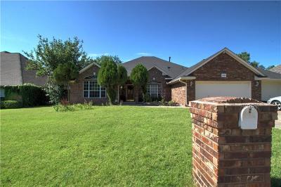 Oklahoma City OK Single Family Home For Sale: $253,000