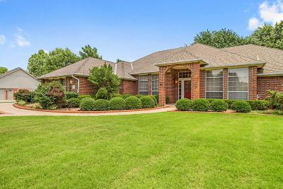 Norman Single Family Home For Sale: 4812 Crystal Lakes Road