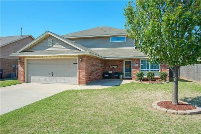 Oklahoma City OK Single Family Home For Sale: $194,500