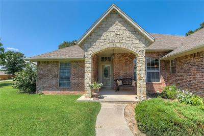 Guthrie Single Family Home For Sale: 4900 Big Oak Circle