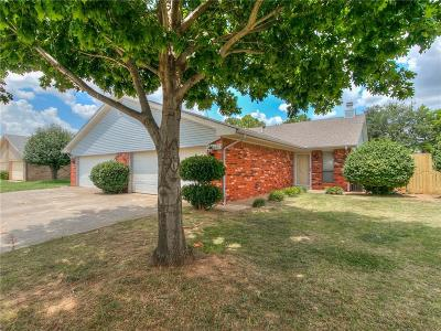 Oklahoma City Multi Family Home For Sale: 8013 NW 80th Street