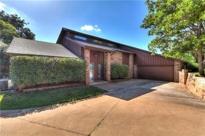 Oklahoma City Single Family Home For Sale: 10531 Shady Glade Lane