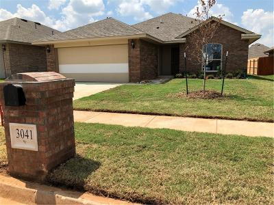Edmond Single Family Home For Sale: 3041 NW 182nd Street