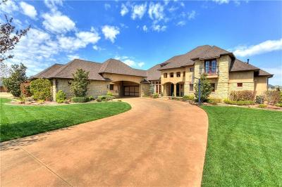 Edmond OK Single Family Home For Sale: $1,185,000