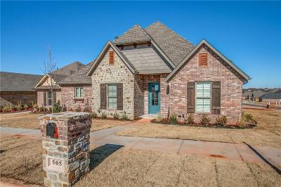 Single Family Home For Sale: 505 Timberbrook Drive