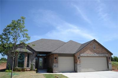 Moore Single Family Home For Sale: 2509 SE 38th