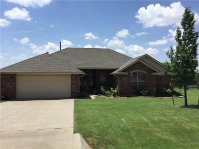 Piedmont Single Family Home For Sale: 2527 Wagon Train Circle