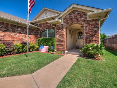 Yukon Single Family Home For Sale: 10629 NW 33rd Street