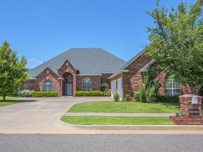 Edmond Single Family Home For Sale: 16109 Windrush Place