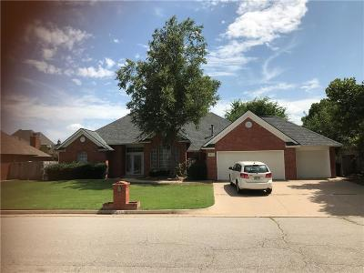 Oklahoma City Single Family Home For Sale: 2512 SW 125