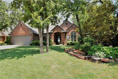 Oklahoma City Single Family Home For Sale: 13500 Creekside Drive