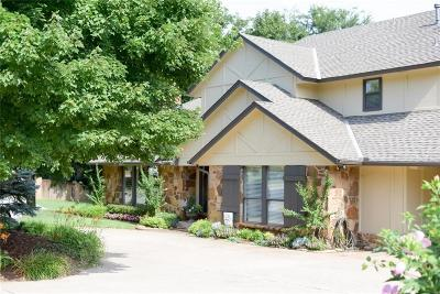 Edmond Single Family Home For Sale: 2301 Berryhill Circle