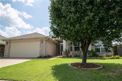 Edmond Single Family Home For Sale: 16213 Big Cypress Drive