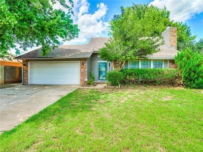 Oklahoma City OK Single Family Home For Sale: $164,609