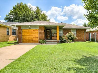 Norman Single Family Home For Sale: 1313 Dorchester