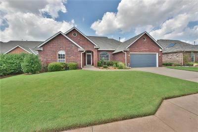 Edmond Single Family Home For Sale: 2729 NW 158th Street