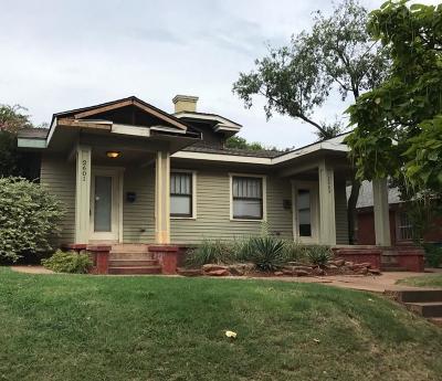 Oklahoma City Multi Family Home For Sale: 2601 N Robinson Avenue