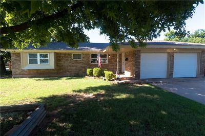 Midwest City Single Family Home For Sale: 6220 SE 10th Street