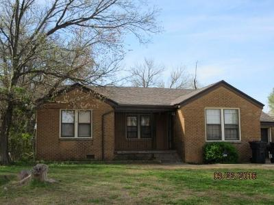 Oklahoma City Single Family Home For Sale: 804 NE 25th Street