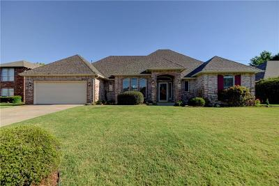 Edmond Single Family Home For Sale: 1615 Grey Fox Run