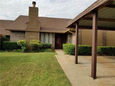 Oklahoma City OK Condo/Townhouse For Sale: $92,000