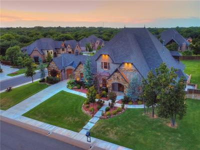 Arcadia, Bethany, Del City, Edmond, Forest Park, Midwest City, Moore, Norman, Oklahoma City, Piedmont, Warr Acres, Yukon Single Family Home For Sale: 2209 Lone Oak Way