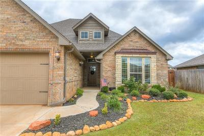 Edmond Single Family Home For Sale: 15512 Homecoming Drive