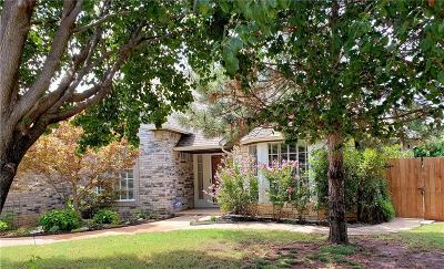 Edmond Single Family Home For Sale: 15625 Sugar Loaf Drive