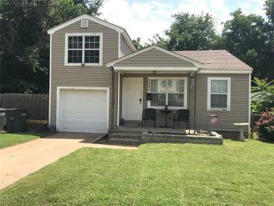 Del City Single Family Home For Sale: 1804 Hampton
