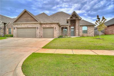 Moore Single Family Home For Sale: 1001 Lindsey Lane
