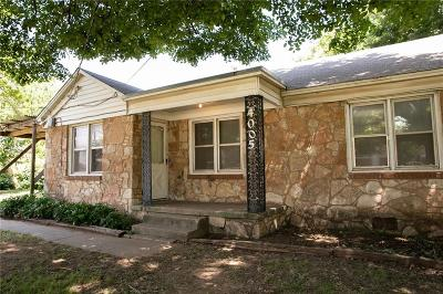 Del City Single Family Home For Sale: 4005 Pearl Way