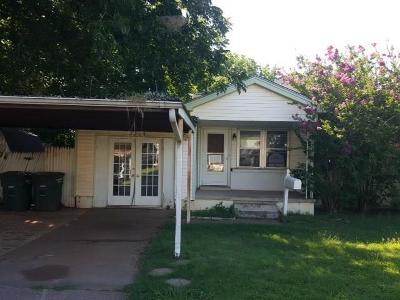 Del City Single Family Home For Sale: 2308 S Glenn Avenue