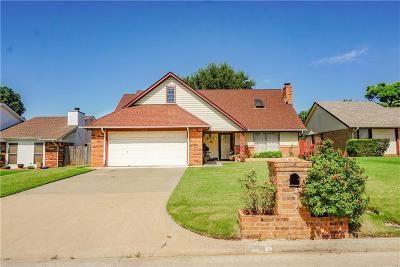 Single Family Home For Sale: 9817 Blue Bonnet Drive
