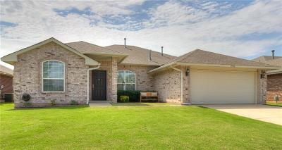 Edmond Single Family Home For Sale: 1996 Mill Hollow