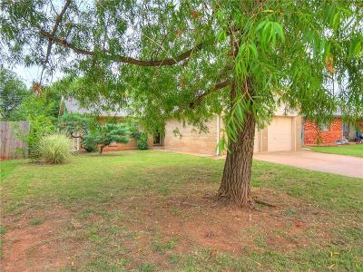 Edmond Single Family Home For Sale: 13821 N Everest Avenue